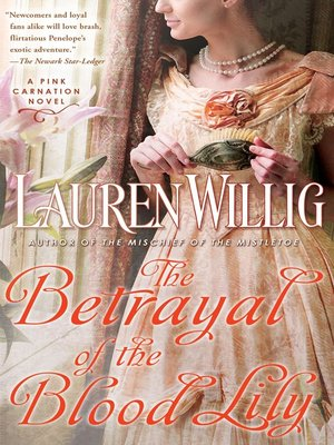 cover image of The Betrayal of the Blood Lily