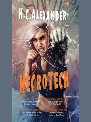 cover image of Necrotech