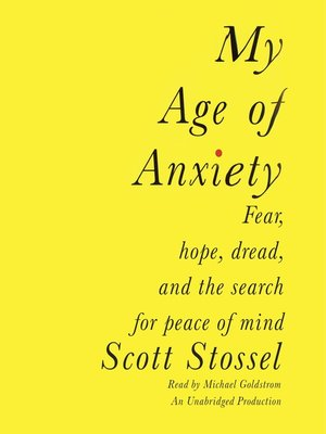cover image of My Age of Anxiety