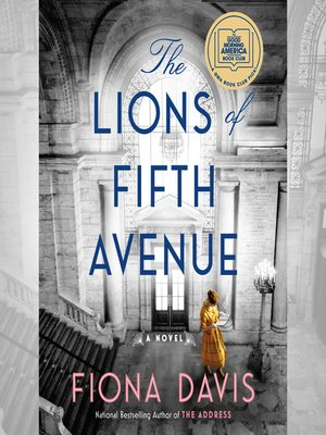 cover image of The Lions of Fifth Avenue