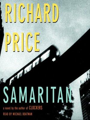 cover image of Samaritan
