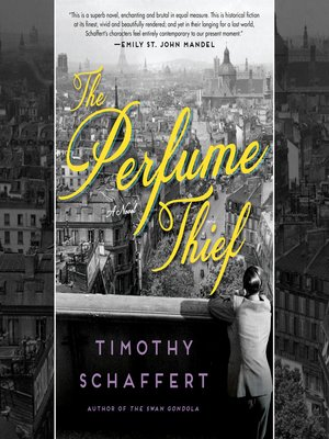 cover image of The Perfume Thief