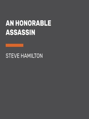 cover image of An Honorable Assassin