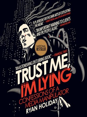 cover image of Trust Me, I'm Lying