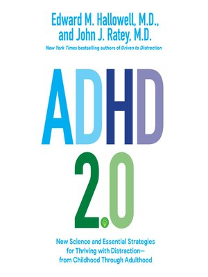 cover image of ADHD 2.0
