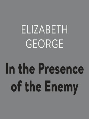 cover image of In the Presence of the Enemy