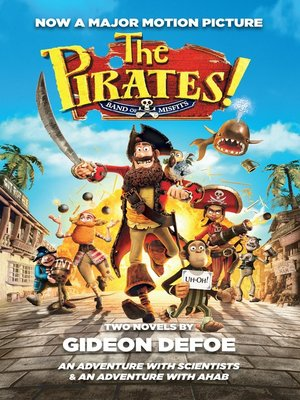 cover image of The Pirates! (Movie Tie-in)