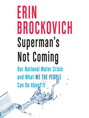 cover image of Superman's Not Coming