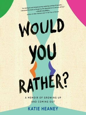 cover image of Would You Rather?