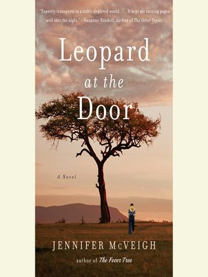 cover image of Leopard at the Door