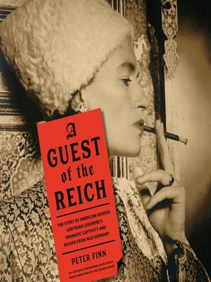 cover image of A Guest of the Reich