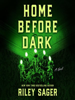 cover image of Home Before Dark