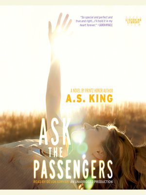 cover image of Ask the Passengers