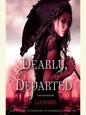 cover image of Dearly, Departed