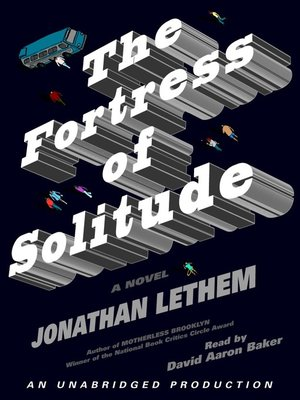 cover image of Fortress of Solitude