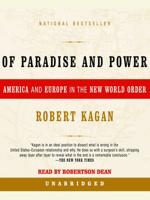 cover image of Of Paradise and Power