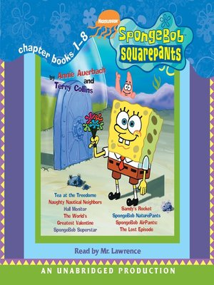 cover image of SpongeBob Squarepants Collection, Books 1-8