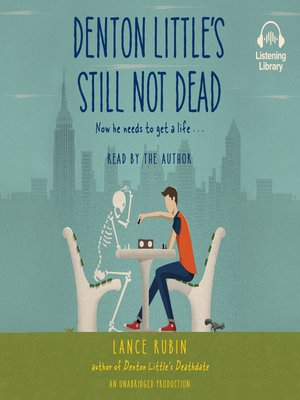 cover image of Denton Little's Still Not Dead