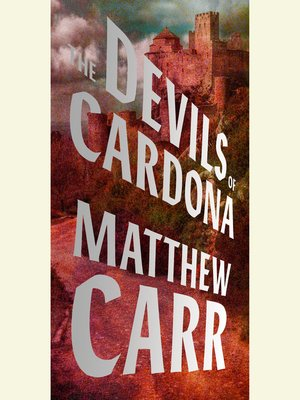 cover image of The Devils of Cardona