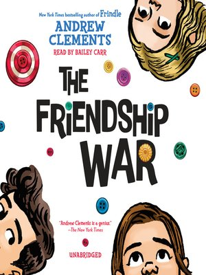 cover image of The Friendship War