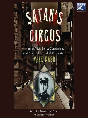 cover image of Satan's Circus