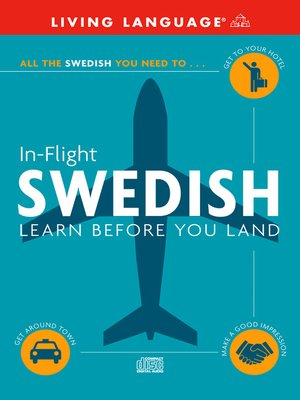 cover image of In-Flight Swedish
