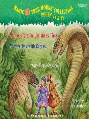 cover image of Magic Tree House, Books 44 & 45