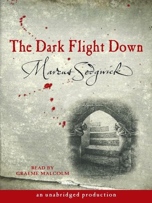 cover image of The Dark Flight Down