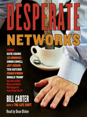 cover image of Desperate Networks