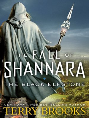cover image of The Black Elfstone