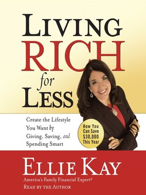 cover image of Living Rich for Less