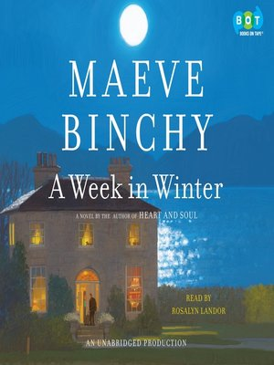 cover image of A Week in Winter