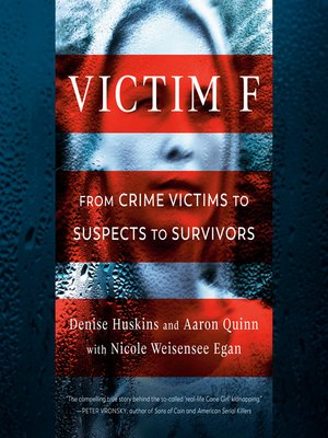 cover image of Victim F
