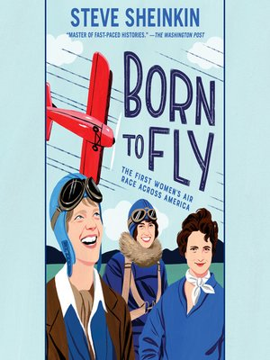 cover image of Born to Fly