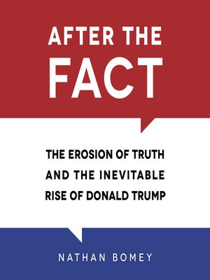 cover image of After the Fact
