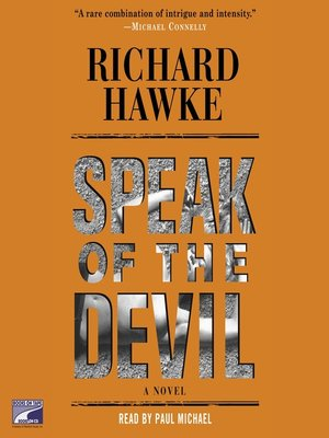 cover image of Speak of the Devil