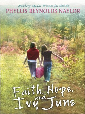 cover image of Faith, Hope, and Ivy June