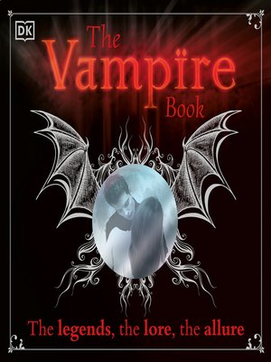 cover image of The Vampire Book