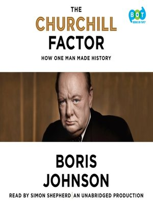 cover image of The Churchill Factor