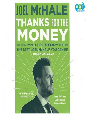 cover image of Thanks for the Money