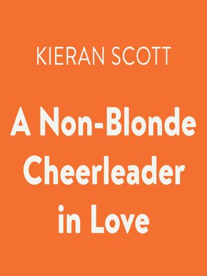 cover image of A Non-Blonde Cheerleader in Love