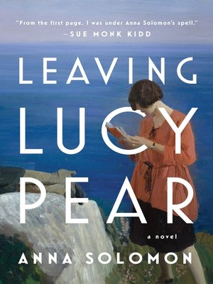 cover image of Leaving Lucy Pear