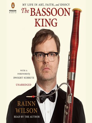 cover image of The Bassoon King