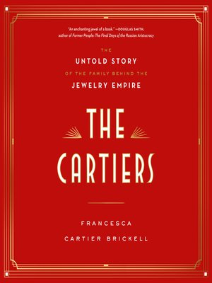 cover image of The Cartiers