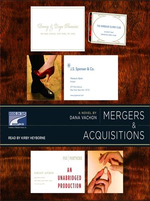 cover image of Mergers and Acquisitions