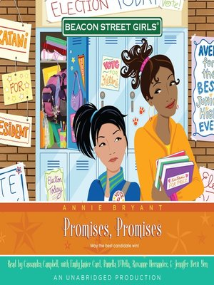 cover image of Promises, Promises