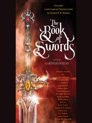cover image of The Book of Swords