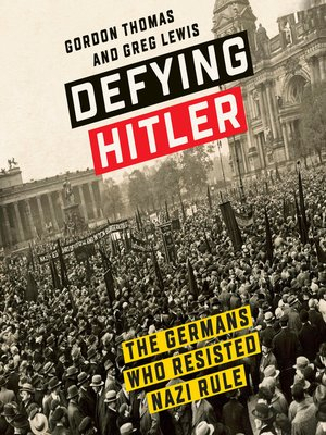 cover image of Defying Hitler