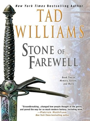cover image of The Stone of Farewell