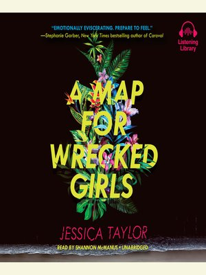 cover image of A Map for Wrecked Girls